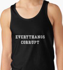 Everythangs Corrupt Men's Tank Top