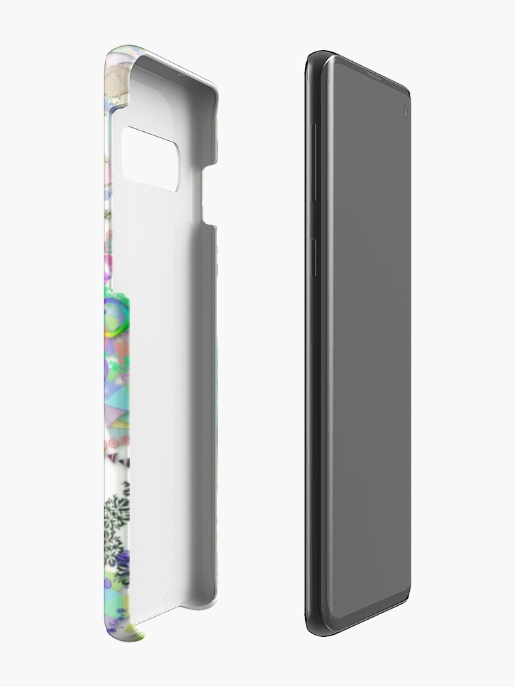 Alternate view of Weather Case & Skin for Samsung Galaxy