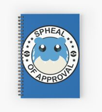 Spheal of Approval Spiral Notebook