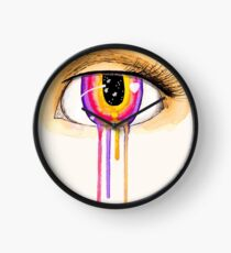 Crying For You Clock