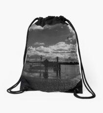High Tide, Brightlingsea Drawstring Bag