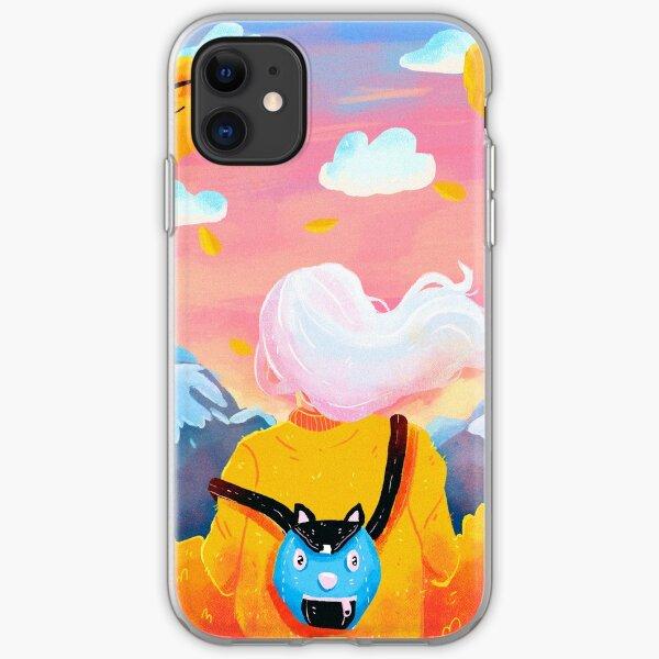 Peaceful iPhone Soft Case