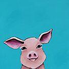 Little Pig by StressieCat