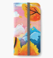 Peaceful iPhone Wallet/Case/Skin