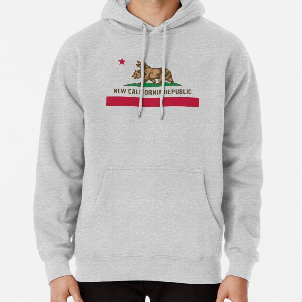 California Pullover Hoodie