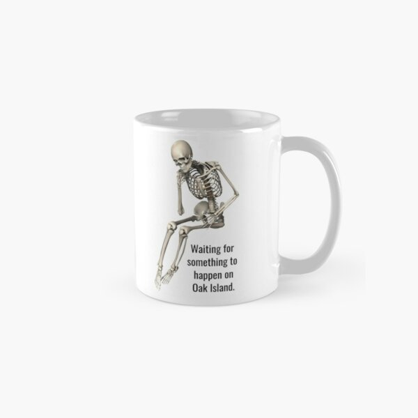 Oak Island Nova Scotia Curse Treasure Hunting Apparel Classic Mug