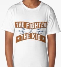 Fighter and the Kid Long T-Shirt