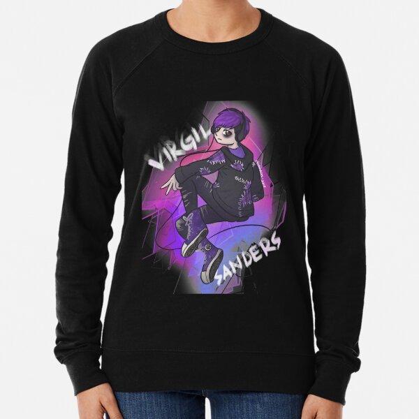 Virgil Sanders | placeboskies Lightweight Sweatshirt