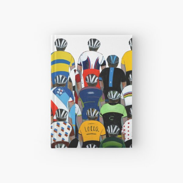 Maillots Shirt Hardcover Journal