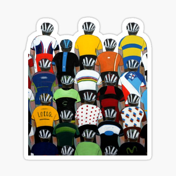 Maillots Maillots Sticker