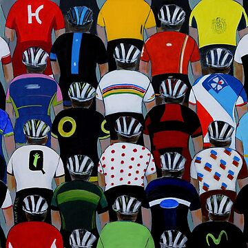 Maillots 2016 by AndyFarr