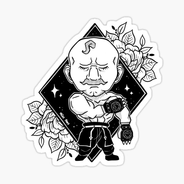 Major Armstrong Stickers Redbubble