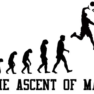 The Ascent of Man by AndyFarr