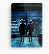Fight Club Metal Print