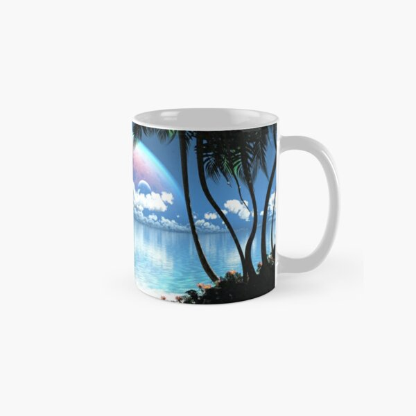 Three Moon Bay (Day) Classic Mug