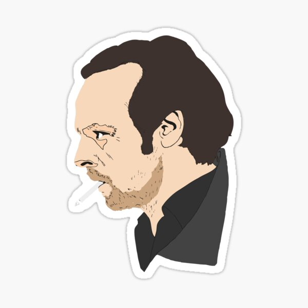 Simon Pegg - The Worlds End Sticker