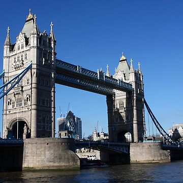 Tower Bridge, London, England  by aodhain