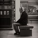 Manchester Art Gallery - Mono by Glen Allen