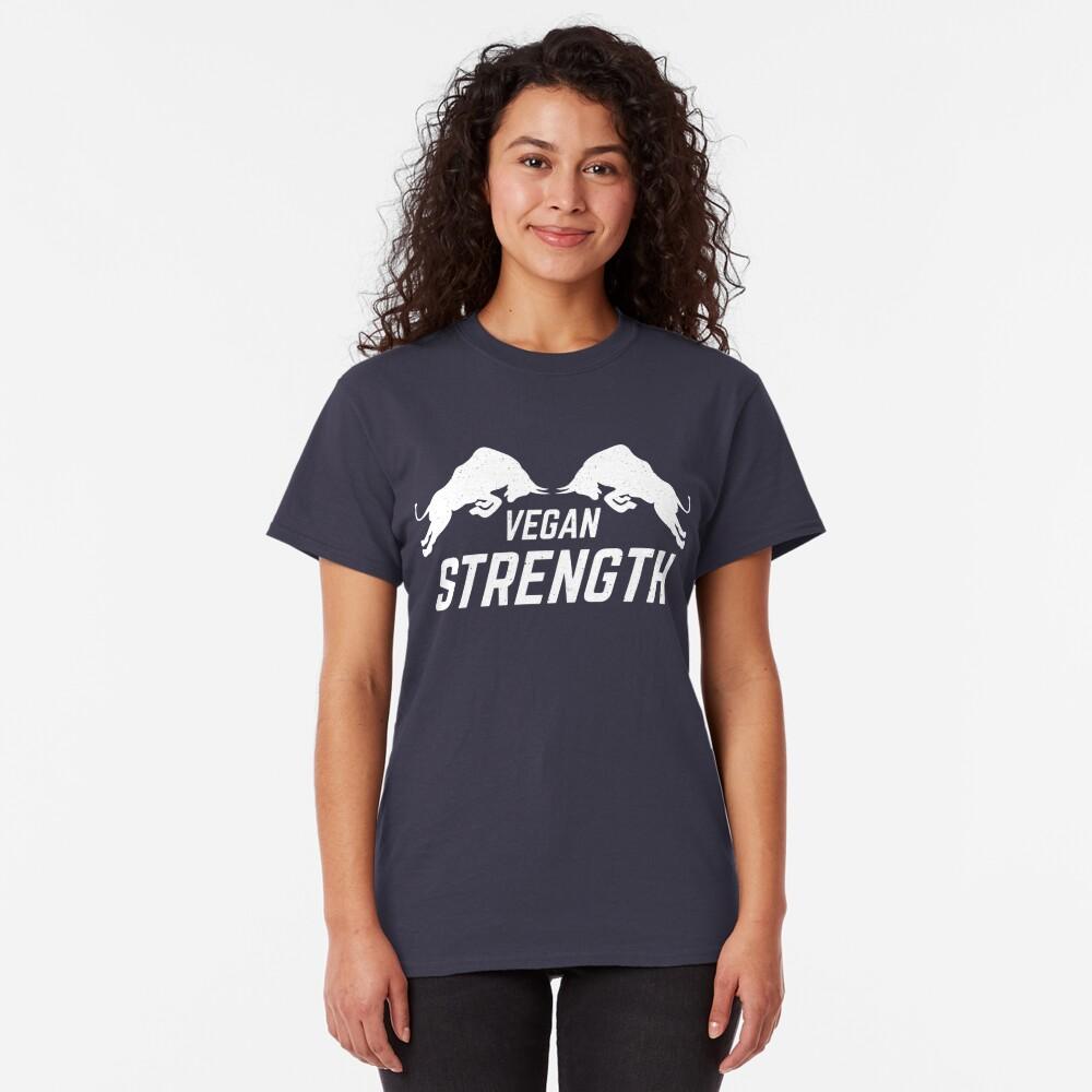 vegan strength Classic T-Shirt