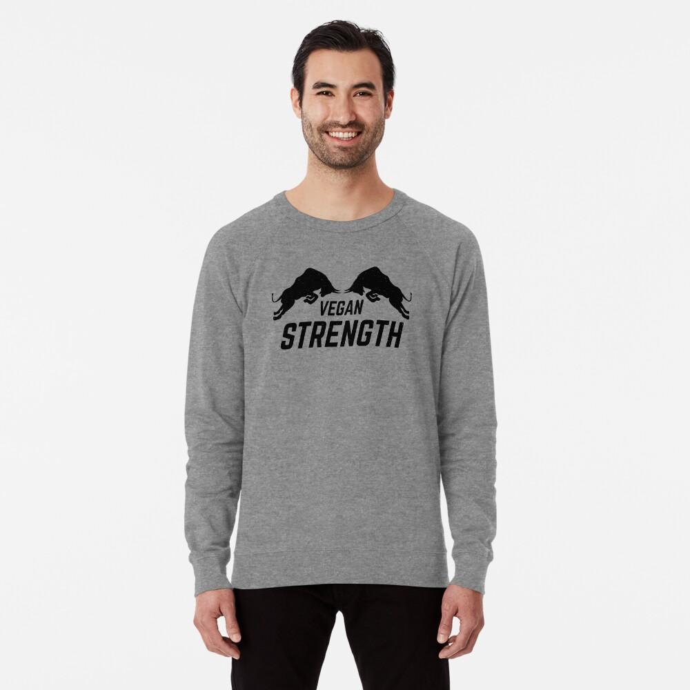 vegan strength Lightweight Sweatshirt
