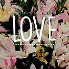 love flowers by MendesMay