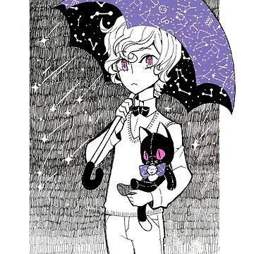 stary rain by Shiro-N