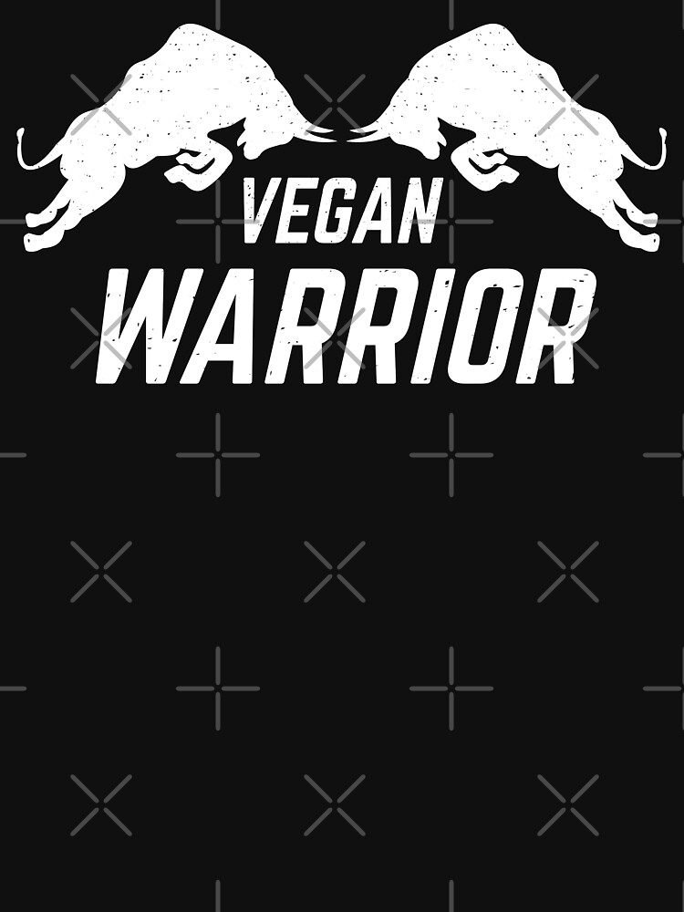 vegan warrior by PlantVictorious