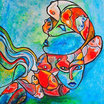 Water Souls by kenzo