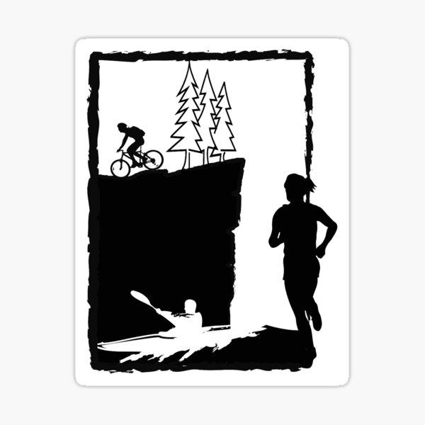 BPMR logo Sticker