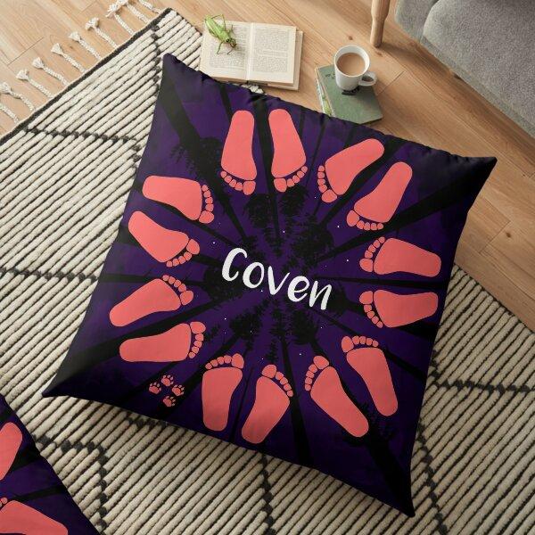Coven (english version) Cojines de suelo