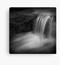 vannfall Canvas Print
