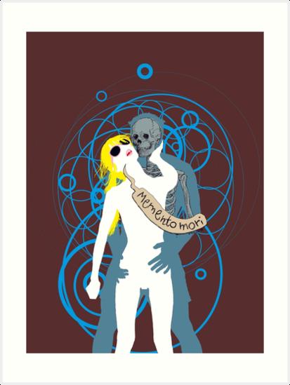 memento mori by freartblog