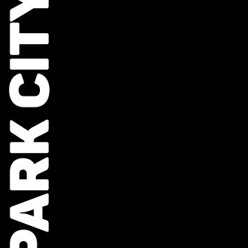 Park City by designkitsch