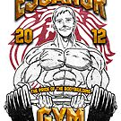 Escanor Gym by Retro Freak
