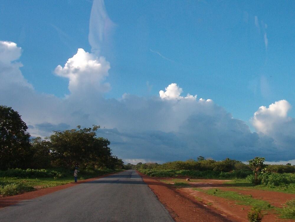 a beautiful Guinea-Bissau landscape by beautifulscenes