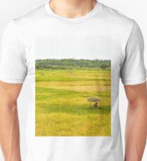 a wonderful Guinea-Bissau landscape Unisex T-Shirt