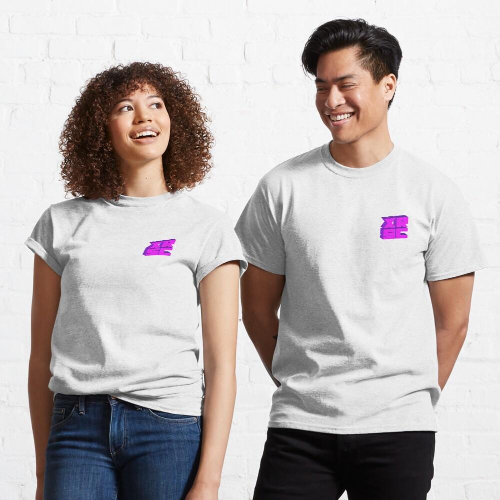 XRSC - Purple Classic T-Shirt