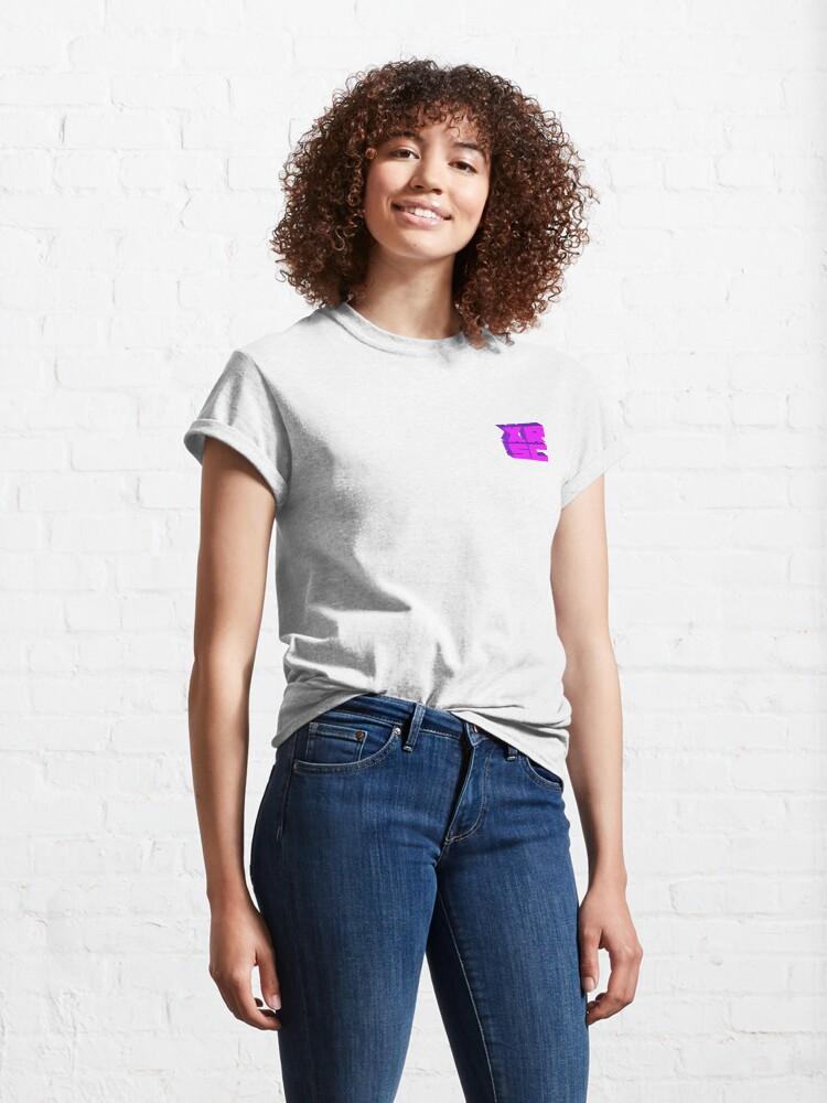 Alternate view of XRSC - Purple Classic T-Shirt