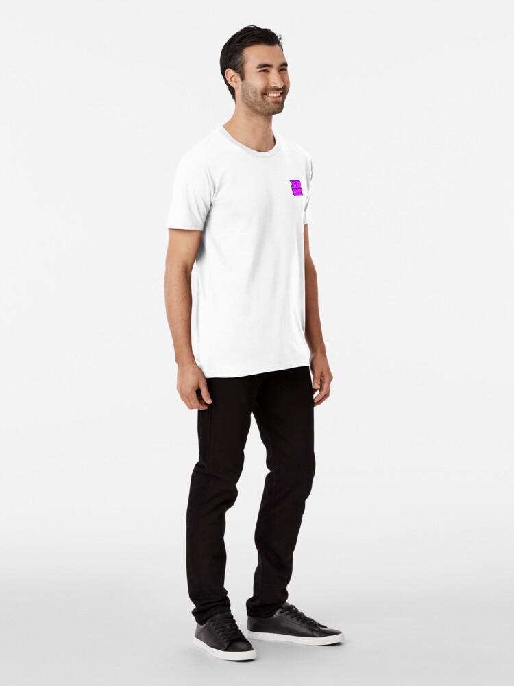 Alternate view of XRSC - Purple Premium T-Shirt