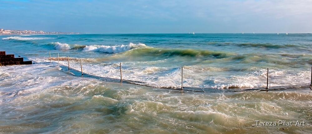 sea curve by terezadelpilar ~ art & architecture