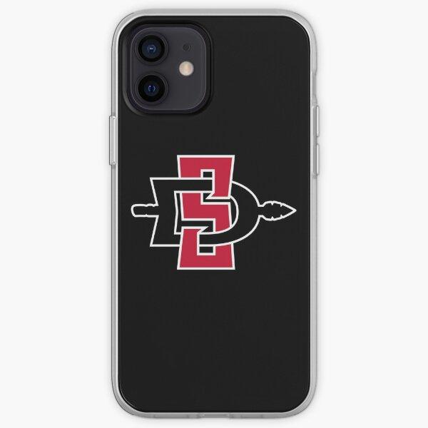 SDSU Aztecs iPhone Soft Case