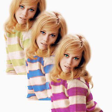 Jane Fonda by foreverfamous