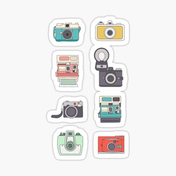 Cameras Sticker Pack 2 Sticker