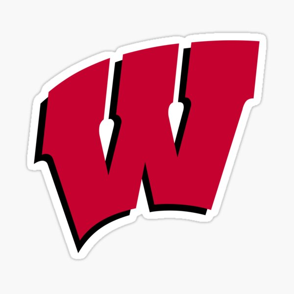 Wisconsin Badgers Sticker