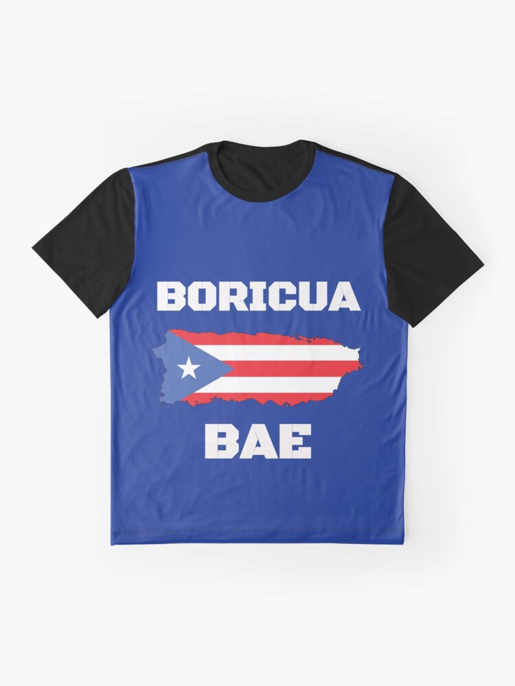 c0074ba26 Alternate view of Puerto Rican Pride Puerto Rico Boricua Gifts/Shirts  Graphic T-Shirt