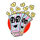 Fast food FRENZY! Polly Popcorn - Sweet And Salty by Shelly Still
