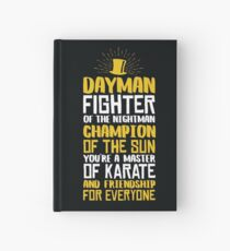 DAYMAN! Champion of the Sun! Hardcover Journal