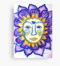 Soul of the Flower Canvas Print