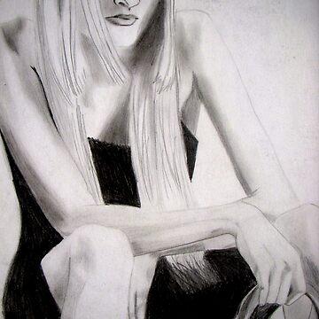 Little black dress by Manana11