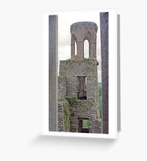 Tower, Blarney Castle Greeting Card